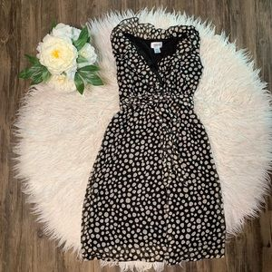• Motherhood Maternity Polka Dot Dress •
